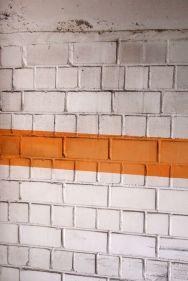stripe à l'orange