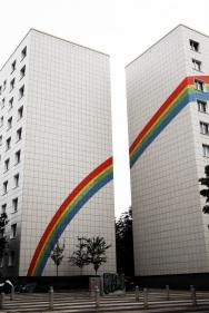 broken rainbow