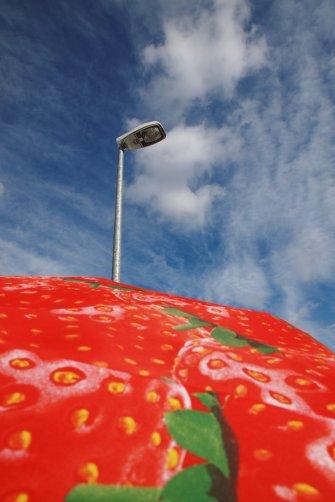 strawberry sky