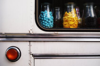 sweets bus