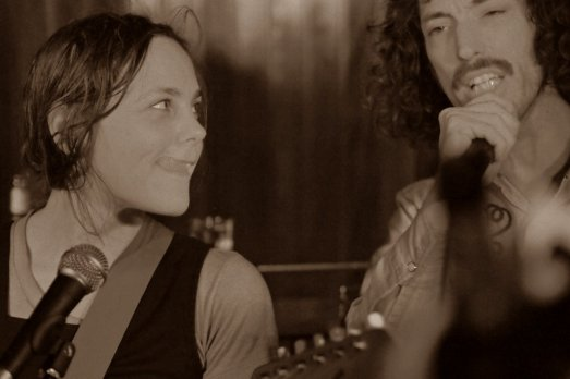scout niblett and dave doughman