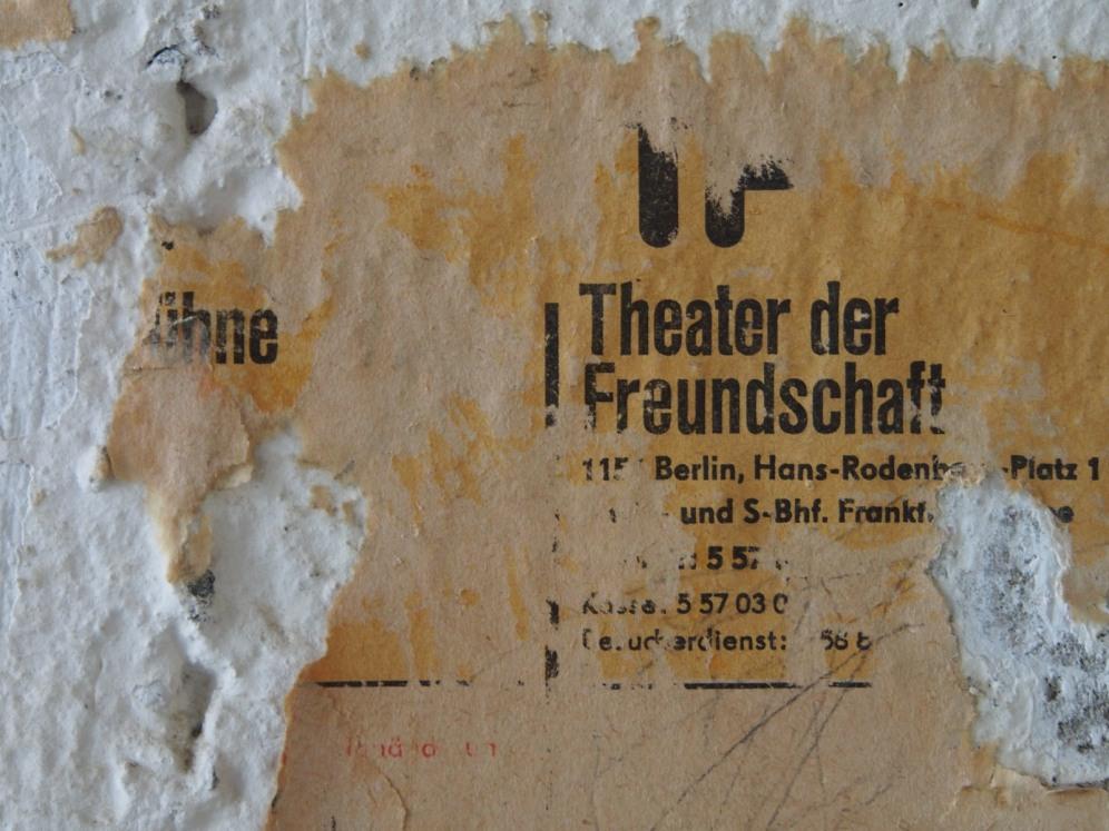 theater der freundschaft