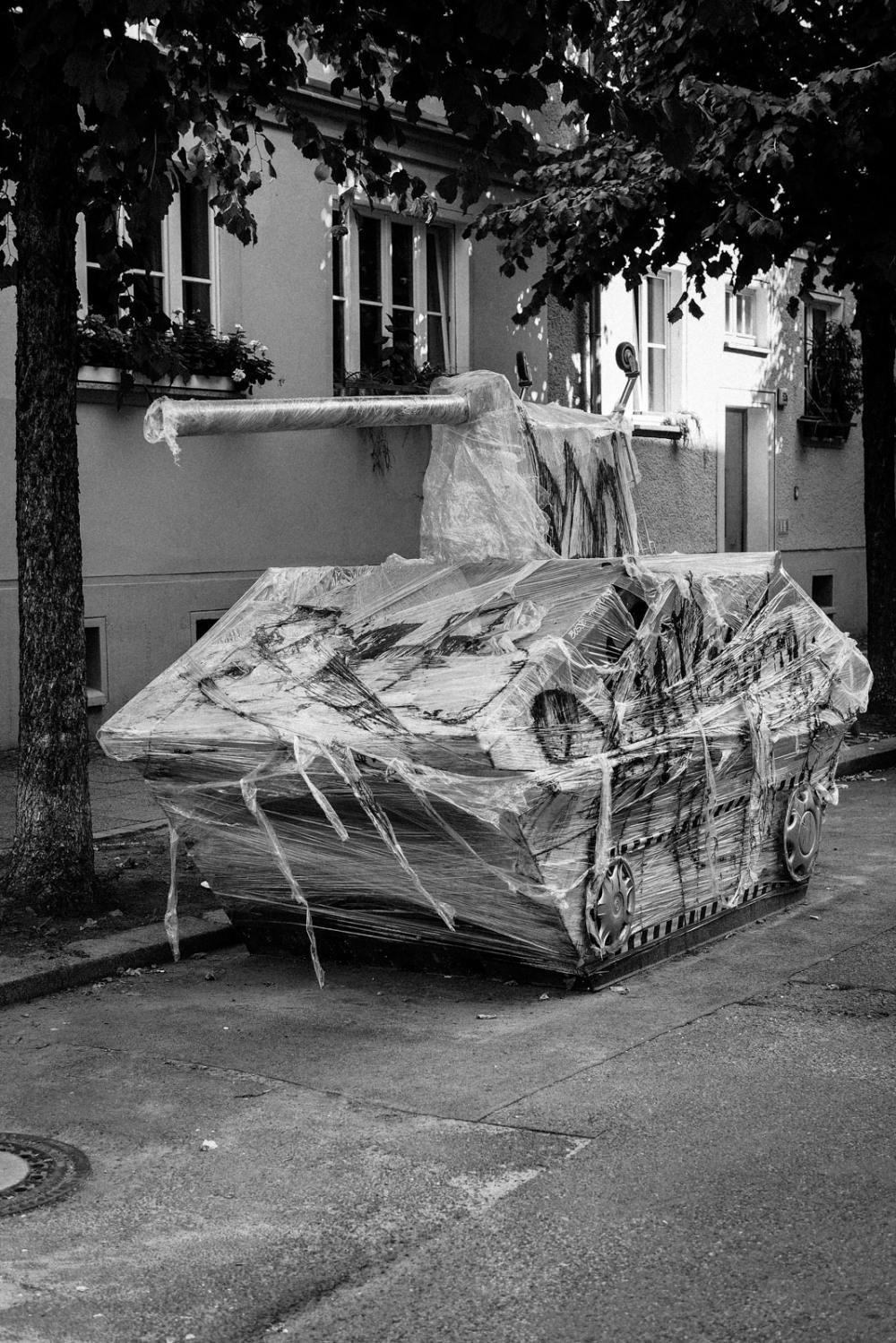 bosso fataka tank II