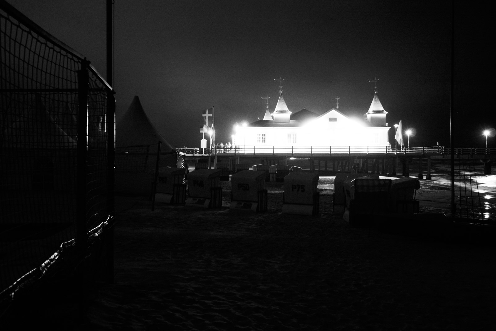 bright pier