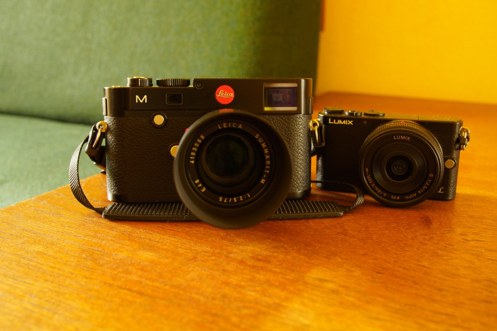 leica m and gm-1