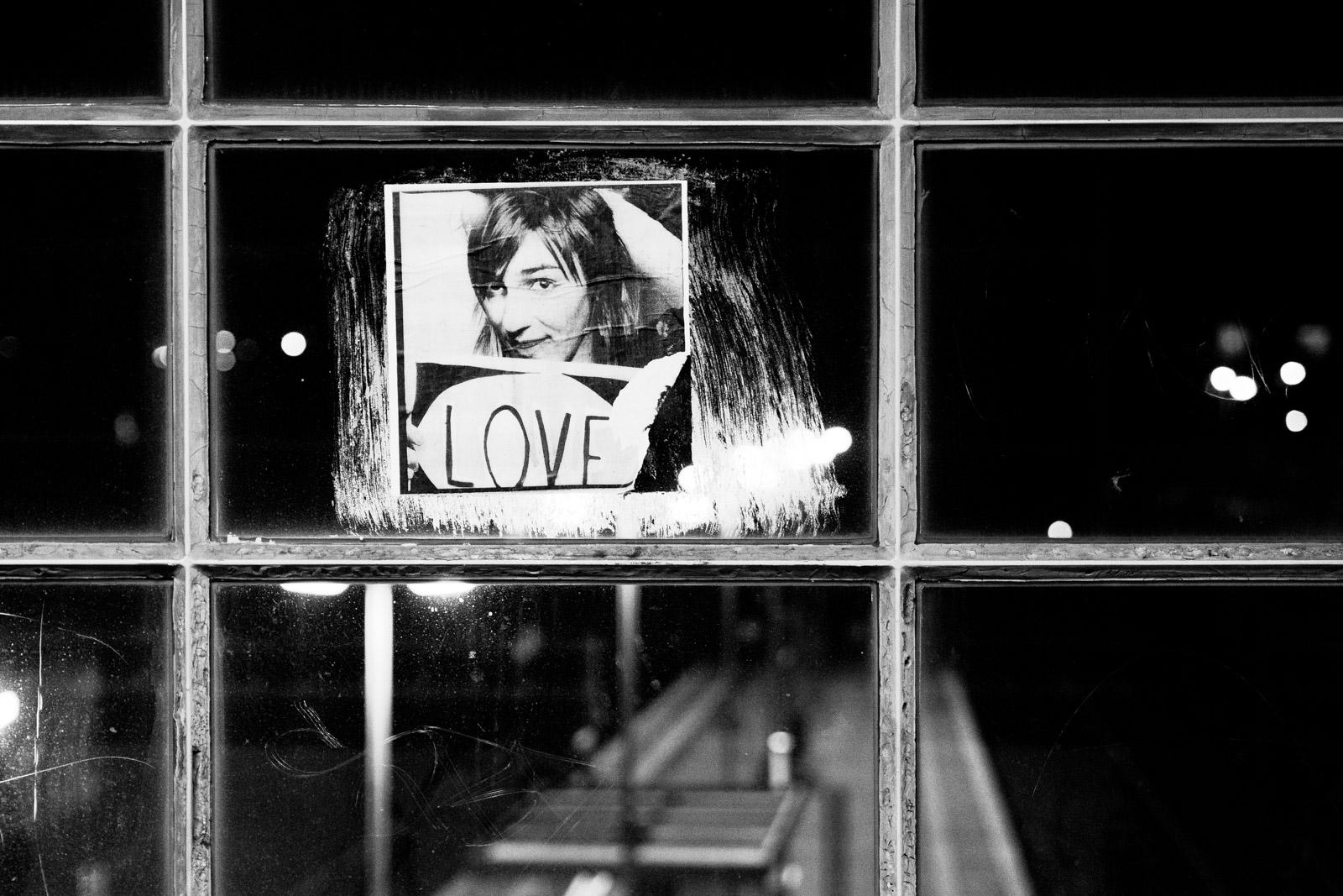 i've found love in a window