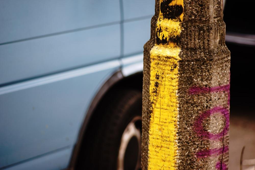 street abstract I
