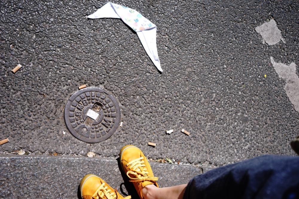 street abstract III