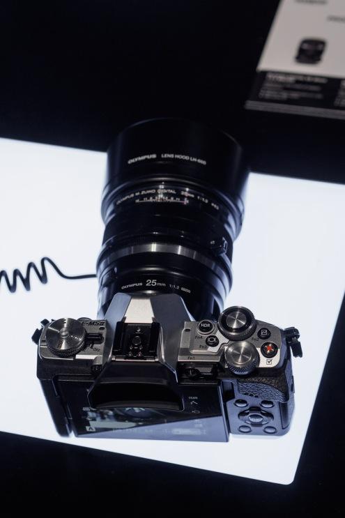 the m.zuiko 25mm f1.2 pro